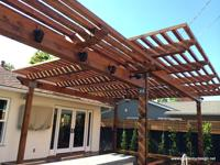 Pergola and Shade strucutres to suit your needs